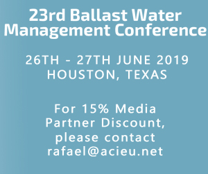 23rd Ballast Water Management Conference