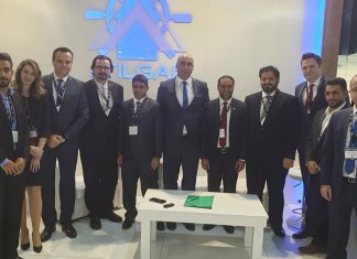 ODC signed an agency agreement at Expo Shipping Istanbul 2019