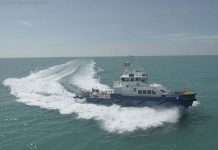 Grandweld delivers KOC crew boats