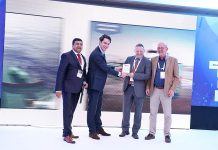 Albwardy Damen receives design award for shallow draft workboat