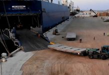 Ro-ro operations commence at Duqm port