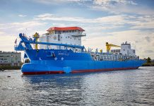 NMDC orders new dredger