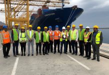 Gulftainer handles first Galex direct call in record time