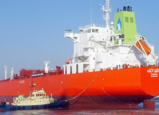 A lengthy drydocking of the tanker Gulf Deffi hit profit levels over the first quarter of this year