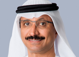 Sultan Ahmed Bin Sulayem, Chairman and Chief Executive, DP World