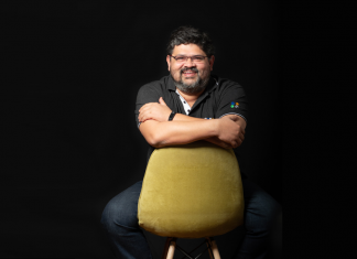 Purnendu Shekhar, founder and CEO of Cogoport