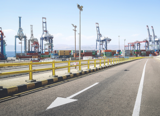 Aqaba Container Terminal has reduced energy consumption over the past year