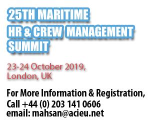 25th Maritime HR & Crew Management Summit