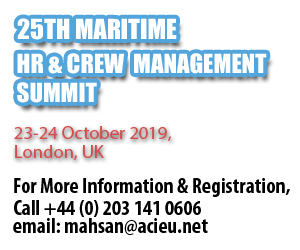 25th Maritime HR & Crew Management Summit