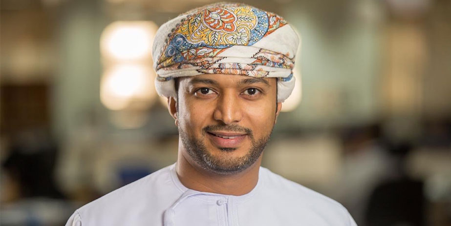 The newly appointed Oman Shipping Company COO, Ibrahim Al Nadhari
