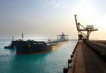 Largest ever bulk carrier calls at Khalifa Port