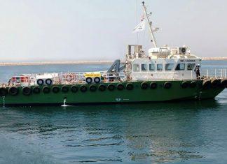 Seamaster Maritime's crew boat 3 Noora