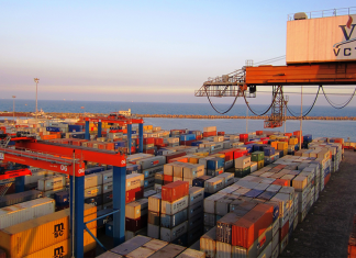 Visakha Container Terminal is installing automated container security scanners