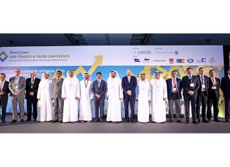Speakers at The Maritime Standard Ship Finance and Trade Conference 2018
