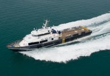 Crewboat success for Grandweld