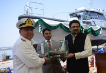 Damen contract with Karachi shipyard