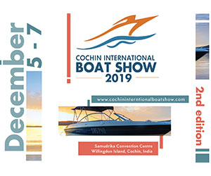 Cochin International Boat Show 2019