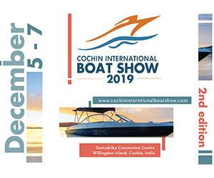 Cochin International Boat Show 2019