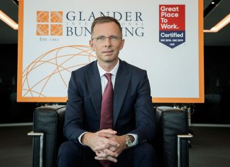 Glander International Bunkering Managing Director, Morten Langthjem
