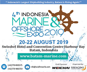 Indonesia Marine & Offshore Expo 2019