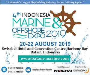 Indonesia Marine & Offshore Expo 2019