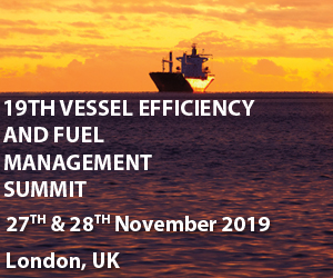 19th Vessel Efficiency & Fuel Management Summit