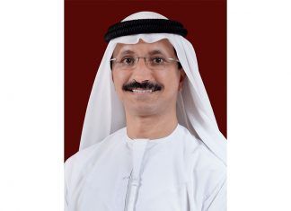 Sultan Ahmed Bin Sulayem, chairman, Dubai Maritime City Authority