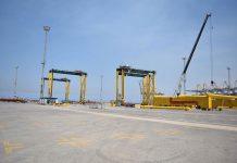 More cranes for Saudi port