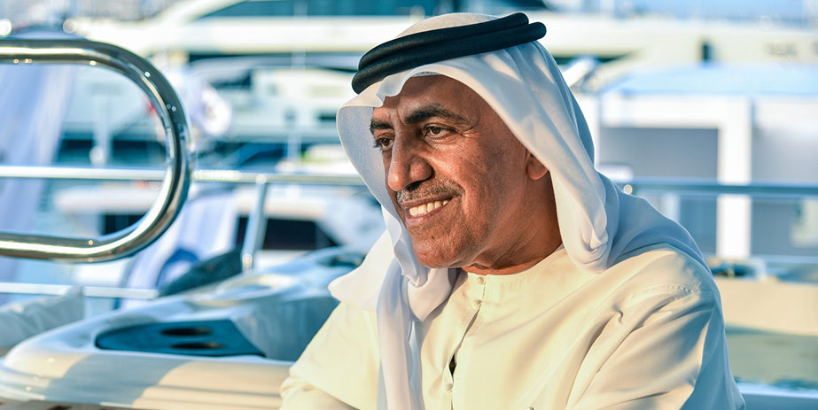 Mohammed Hussein Alshaali is taking on the role of Executive Chairman of Gulf Craft