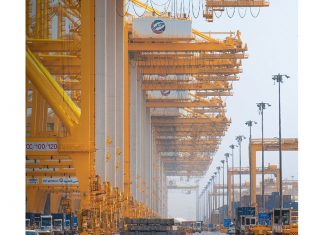 DP World expects an improvement in throughput performance at Jebel Ali in the second half of 2019