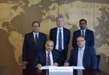 Hazardous goods joint venture for Jebel Ali Free Zone