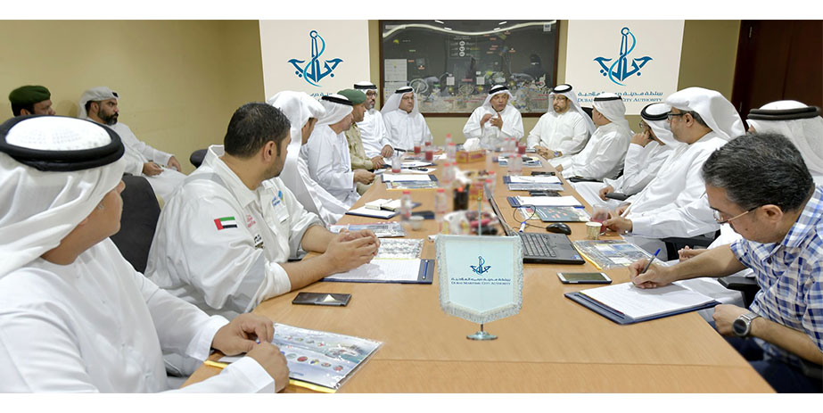 Representatives of the private and public sector attended the Maritime Advisory Committee meeting that discussed safety issues