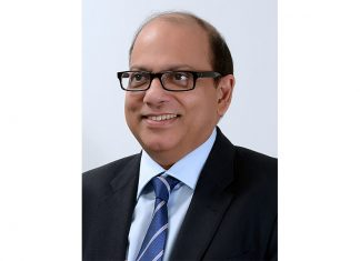 Rajiv Agarwal, managing director and chief executive of Essar Ports