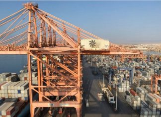 Salalah has broken its own container handling productivity record