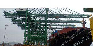 PSA's BMCT terminal in JNPT broke its handling record when working on APL Korea