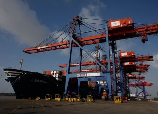 Productivity has improved at Pipavav container terminal following a number of initiatives