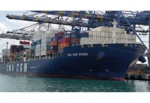 Chennai handles biggest box ship