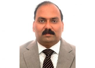PK Mishra, vice president and regional manager, EU, for IRClass