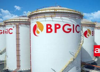 The existing BPGIC terminal in Fujairah has capacity of around 400,000 cu m. A further 600,000 cu m is at an advanced stage of construction