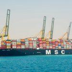 King-Abdullah-Port-receives-world's-largest-boxship-series