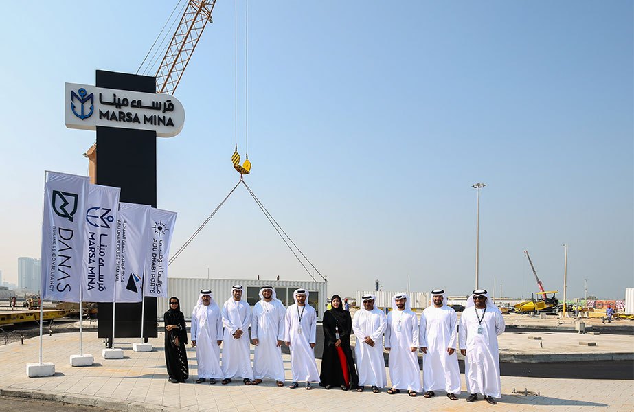Mina-Zayed-rejuvenation-gets-underway-with-container-delivery
