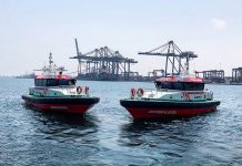New pilot boats christened at Sohar