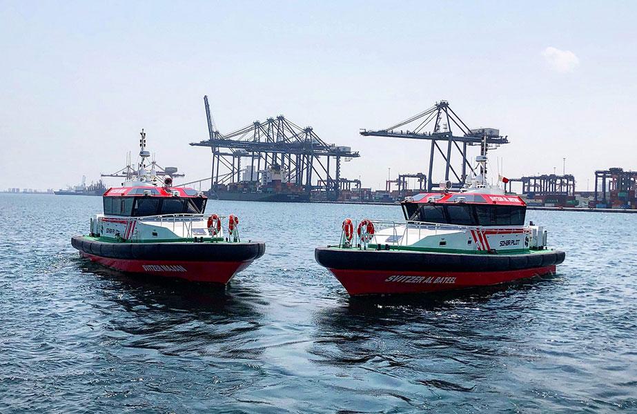 New-pilot-boats-christened-at-Sohar