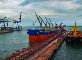 Essar Ports is heading for a record-breaking year