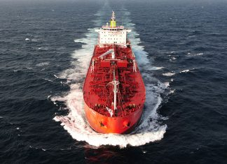 Revenues from Gulf Navigation's chemical tanker fleet are increasing