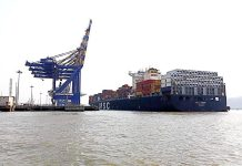 Steady container increase at JNPT