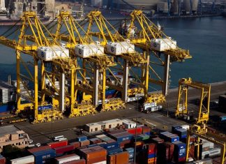Container traffic is down so far this year at Jebel Ali, but is reported to be stabilising