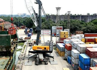 Container throughput at PSA Kolkata reaches new records this October