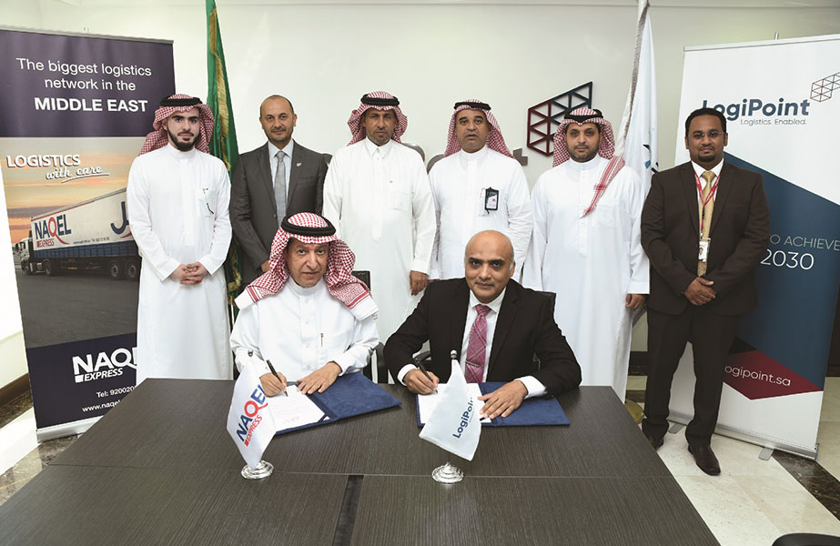 LogiPoint-signs-e-commerce-operational-agreement