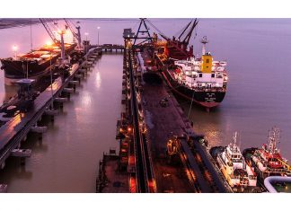 Dhamra port was the fastest growing in the Adani Ports network over the first half of the current financial year